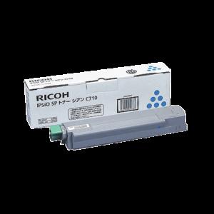 RICOH トナー C710 シアン 純正