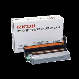 RICOH ドラムユニット C710 ブラック 純正