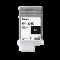 Canon インク 顔料ブラック PFI-120BK 純正