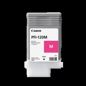 Canon インク 顔料マゼンタ PFI-120M 純正