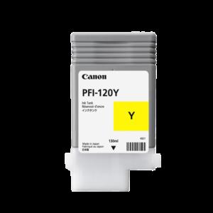Canon インク 顔料イエロー PFI-120Y 純正