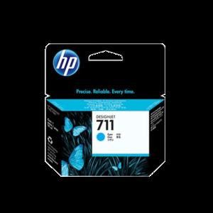 HP711 インクカートリッジ シアン 29ml CZ130A