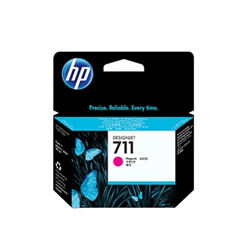 HP711 インクカートリッジ マゼンタ 29ml CZ131A