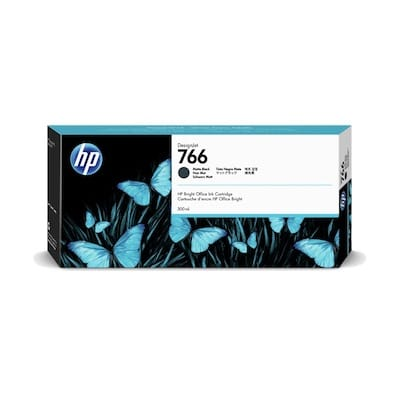 HP766B インクカートリッジ マットブラック 3ED57A