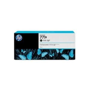 HP771 インクカートリッジ マットブラック B6X99A