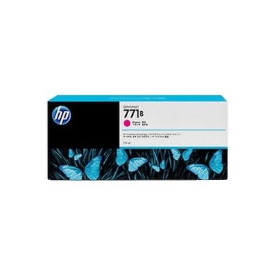 HP771 インクカートリッジ マゼンタ B6Y01A