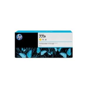 HP771 インクカートリッジ イエロー B6Y02A