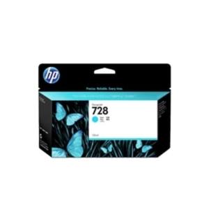 HP728 インクカートリッジ シアン 130ml F9J67A