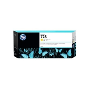 HP728 インクカートリッジ イエロー 300ml F9K15A