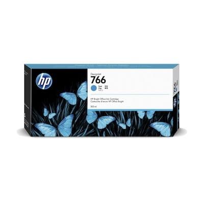 HP766 インクカートリッジ シアン P2V89A