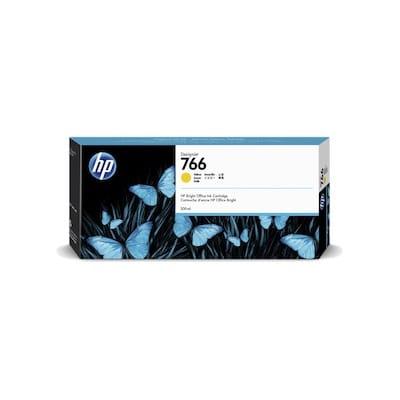 HP766 インクカートリッジ イエロー P2V91A