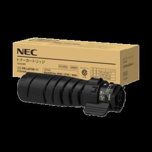 NEC トナー PR-L8700-11 純正