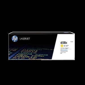 トナー HP 658X (W2002X) イエロー